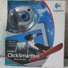 LOGITECH CLICKSMART 310 Digital Camera 2001 Unused