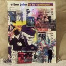 ELTON JOHN To Be Continued Music Songbook Sheet Music 62 Song