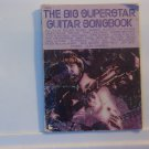 BIG SUPERSTAR GUITAR Song Book Sheet Music