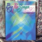 BIG POP SONGS of the 1990s Music Song Book Sheet Music