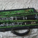 PAN AMERICAN Zyloid Clarinet and Case Woodwind Music