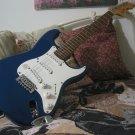 FENDER Squier Stratocaster Affinity Guitar Broken Bad
