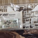 F 16 FIGHTER Jet Airplane Military Model Kit 1 48