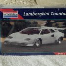 LAMBORGHINI COUNTACH Model Car Kit Skill 2 Monogram 1/24