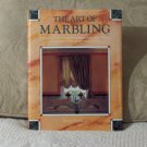 ART OF MARBLING Book Painting Marble Look On Wall Paint