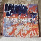 ART FUNDAMENTALS Practice Study Book Used Painting