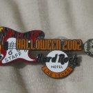 HARD ROCK Hotel Las Vegas 2002 Staff Halloween Pinback