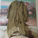U.S ARMY AIR FORCE Overalls Flying Suit Late 1940's Jet