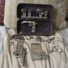 GREIST Sewing Machine Attachments 15 Antique Parts