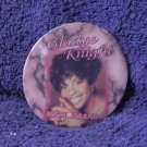 GLADYS KNIGHT MGM GRAND Event Button Pin Late 1990s