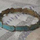 SILVER Inlaid Bracelet Jewelry