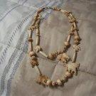 Elephant Double Necklace Costume Jewelry