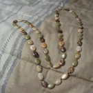 POLISHED Stone Necklace Jewelry