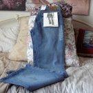 CALVIN KLEIN Women's Denim Jeans Pants Size 1 Boot Cut