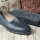 ROCKPORT Women's Slip On Black Shoes Size 8 1/2 M Used
