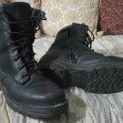 ROCKY 2175 Gor Tex Black Leather Boots Sz 11 W Used