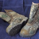 ROCKY Camouflage Gortex Hunting Boots Shoes Sz 10