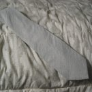 NECK TIE Perry Ellis Grey White Mix Neckwear 58 inch