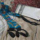 JOHN HENRY Suspenders Montego Bay Beach Theme Unused