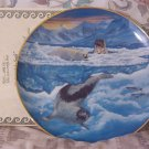 RECO Collectors Plate Palace of the Seals 1991 Ocean