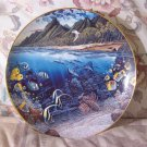 LAIES PRINCESS COLLECTORS PLATE Dolphin Danbury 1991