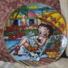 BETTY BOOP Danbury Mint Collectors Plate Bathing 1994