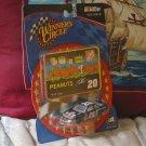 TONY STEWART 2002 Winners Circle 1 64 Peanuts Black Nascar Diecast Car