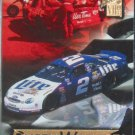 RUSTY WALLACE Car 1998 Press Pass VIP Nascar Trading Card No 46