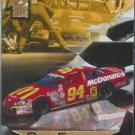 BILL ELLIOTT Car 1998 Press Pass VIP Nascar Trading Card No 39