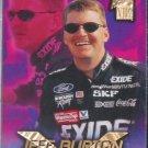 JEFF BURTON 1998 Press Pass VIP Nascar Trading Card No 4