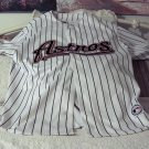MAJESTIC Astros Baseball Shirt Jersey Roger Clemens 22