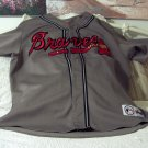 MAJESTIC Atlanta Braves Baseball Shirt Jersey Size XL