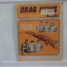 NHRA Drag Racing News Newspaper March 31, 1973 Gator Champs