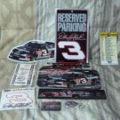 DALE EARNHARDT 2006 Fan Display Package For Man Cave Nascar Unused