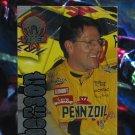 Johnny Benson 1996 Wheels Viper Trading Card #25 Base Set Nascar