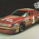 1991 Winston Cup Show Car Chevrolet Lumina Card # 135