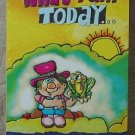 MARK 1 Inc. 1975 Vintage Defect Greeting Card Style 89 Thinking Of You
