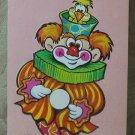 MARK 1 Inc. 1976 Vintage Defect Greeting Card Style 51A Happy Birthday