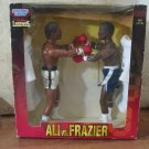 "MUHAMMAD ALI Vs JOE FRAZIER 1998 Starting Lineup Pair 11"" Action Figure Dolls"