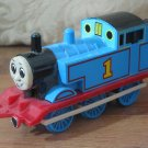 THOMAS THE TANK TRAIN 1985 Limited Pull Back Rare Large Eye Pupil's, Lipstick