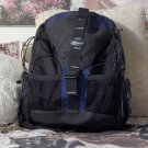"""TARGUS 16"""" Sport Deluxe Laptop Backpack  #TSB312 Daypack Blue/Black Used"""
