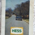 ROAD MAP 1970 Hess Interstate Highway Routes Of The Eastern United States