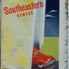 ROAD MAP 1948 Triple A Routes Of 19 States South Eastern United States AAA