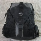"TARGUS 16"" Sport Deluxe Laptop Backpack  #TSB312 Daypack Hiking Black Grey Used"