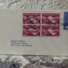 FIRST DAY ISSUE COVER Stamp 30c Special Delivery 1957
