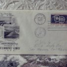 First Day Issue Cover Stamp St. Lawrence Seaway 1959
