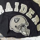 LOS ANGELES RAIDERS FOOTBALL Patch Cut Off Jacket