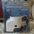 JOHNSON PUMP Ultima Bilge 1000 GPH 12V  Digital Auto