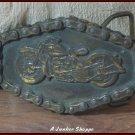 HARLEY DAVIDSON Licensed Great American Buckle Co 1976 Knucklehead Belt Buckle