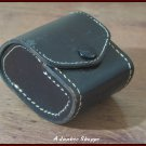 Camera Accessory Small Leather Stitched Vintage Case Unbranded